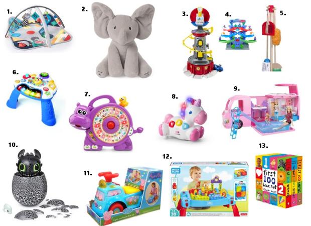 kids gift guide 0-5